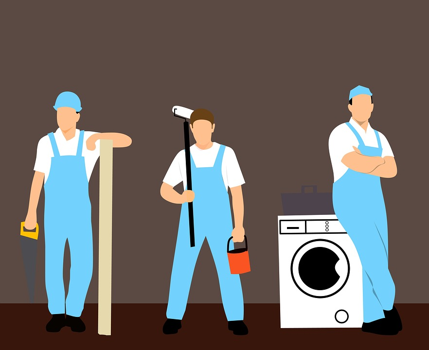 handymen carpentry decorations - 4 Professionals You'll Hire for a Perfect Kitchen Renovation